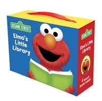 Elmo's Little Library