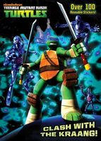 Clash with the Kraang!