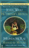 His Lordship's Mistress / Married by Mistake
