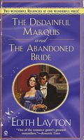 Disdainful Marquis / The Abandoned Bride