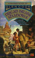 Dread Brass Shadows by Glen Cook