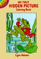 My First Hidden Picture Coloring Book