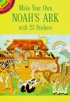 Make Your Own Noah's Ark with 23 Stickers