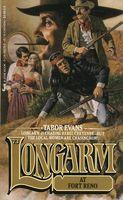 Longarm at Fort Reno
