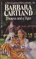 Theresa and a Tiger