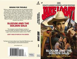 Slocum and the Golden Gals