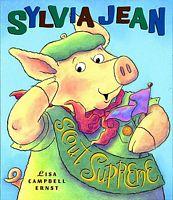 Sylvia Jean, Scout Supreme