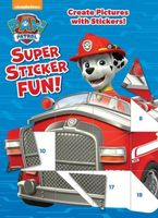 PAW Patrol Super Sticker Fun!