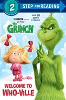 Illumination presents Dr. Seuss' The Grinch Deluxe Step into Reading