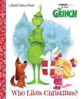 Illumination presents Dr. Seuss' The Grinch Little Golden Book