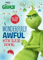 Illumination presents Dr. Seuss' The Grinch 4C Activity Book with Stickers