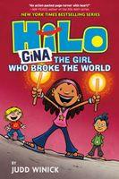 Gina---The Girl Who Broke the World
