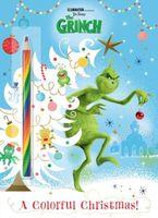 Illumination presents Dr. Seuss' The Grinch C&A w/Rainbow Pencil