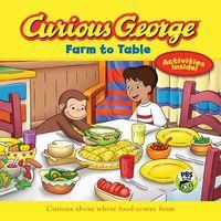 Curious George Farm to Table