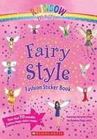 Fairy Style Fashion Sticker Book