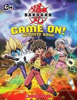 Game On! Activity Book