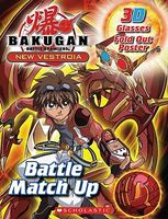 Bakugan: 3-D Book