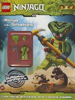 Ninja vs. Snakes