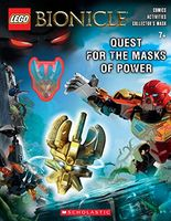 Quest for the Masks of Power