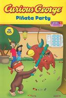 Curious George Pinata Party