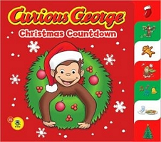 Curious George Christmas Countdown