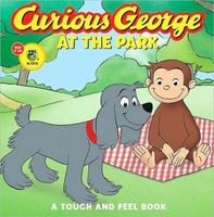 Curious George at the Park Touch-and-Feel