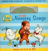 Curious Baby My First Nursery Songs