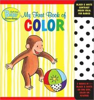Curious Baby My First Book of Color