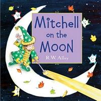 Mitchell on the Moon