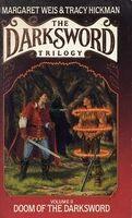 Doom of the Darksword by Margaret Weis; Tracy Hickman