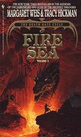 Fire Sea by Margaret Weis; Tracy Hickman
