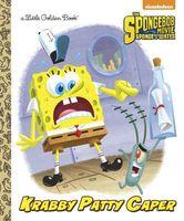 Spongebob Squarepants Movie Tie-In Little Golden Book