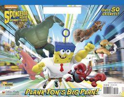 spongebob squarepants movie tie in big coloring book by golden books - Big Coloring Books