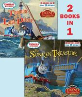 Thomas & Friends Fall 2015 Movie Pictureback with Stickers