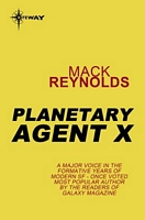 Planetary Agent X