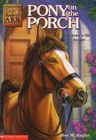 Pony on the Porch