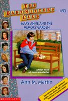 Mary Anne and the Memory Garden