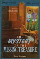 The Mystery of the Missing Treasure