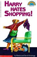 Harry Hates Shopping