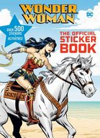 Wonder Woman: The Official Sticker Book