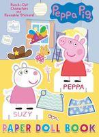 Peppa Pig Paper Doll Book