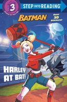 Harley at Bat!
