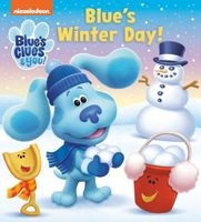 Blue's Winter Day!