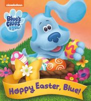 Hoppy Easter, Blue!