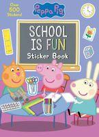 School is Fun Sticker Book