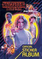 Stranger Things: The Official Sticker Album