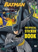 Batman: The Official Sticker Book