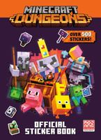 Minecraft Official Dungeons Sticker Book