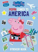 Spring 2021 Peppa Pig Sticker Book