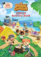 Animal Crossing New Horizons Official Sticker Book